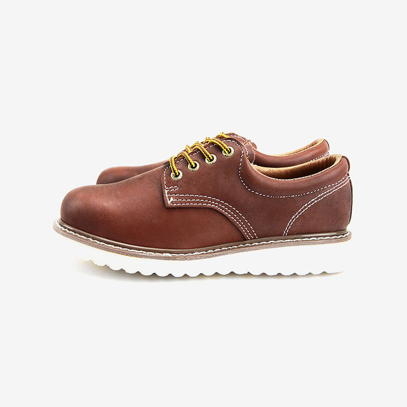 돔바 HUNTER LOW [M-4113] (BURGUNDY)