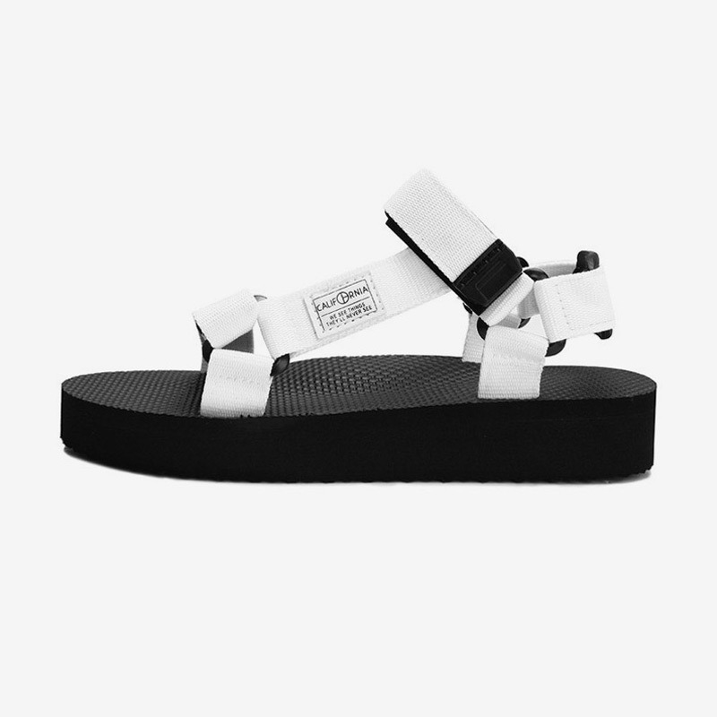돔바 루커 (LOOKER (WHITE/BLACK)) [F-7004]